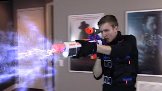 NERF: CHOOSE YOUR WEAPON!