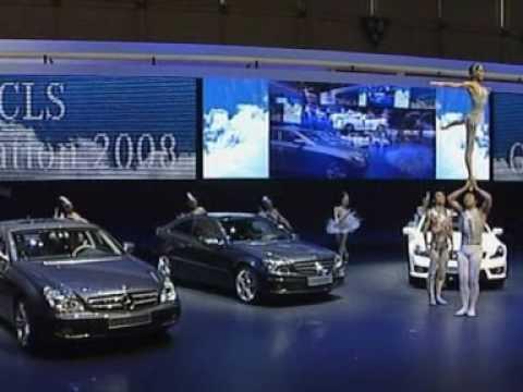 Geneva Motor Show opens