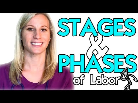 Stages and Phases of Labor What You NEED to Know!