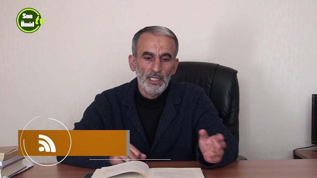 Hacı Əhliman Nəhcül Bəlağə 86-cı xütbə 6-cı hissə