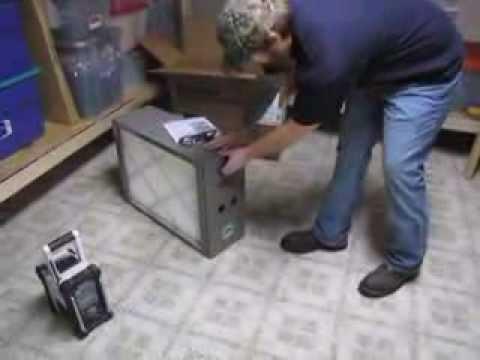DIY - How to Install a Healthy Climate (Lennox) PureAir Air Purification System