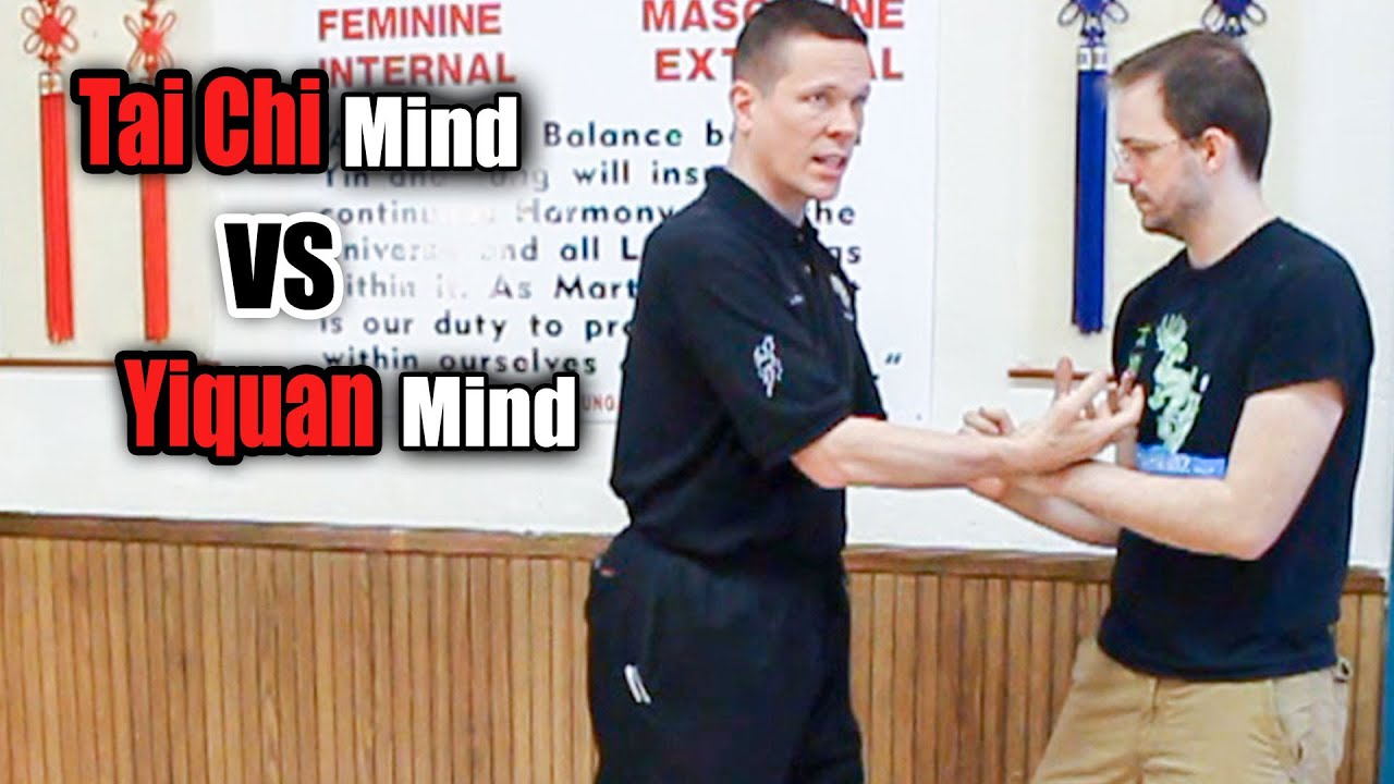 Tai Chi Mind VS Yiquan Mind (Crazy Kung Fu Mind Powers for ...