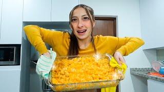 El peor macarrón con queso del MUNDO *queme mi cocina, ah vea*