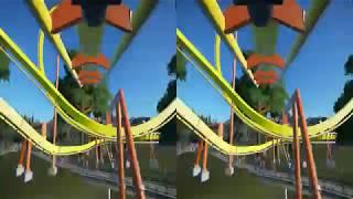 3D-VR VIDEOS 271 SBS Virtual Reality Video google cardboard 2к