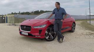 2019 Jaguar i-Pace: First Test Drive Video Review