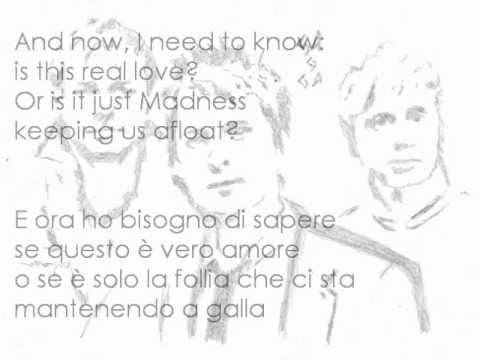 Muse Cover - Madness with lyrics (testo + traduzione italiano)