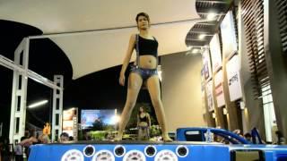 เครื่องเสียงรถยนต์'มอเตอร์โชว์ภูเก็ต' สะปำซาวด์ภูเก็ต &โจคาร์ออดิโอระนอง
