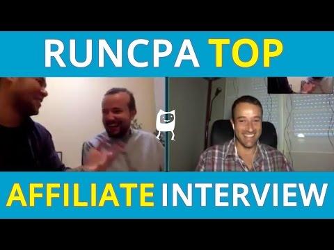 RunCPA Top Affiliate Interview | Get Affiliate Marketing Insights