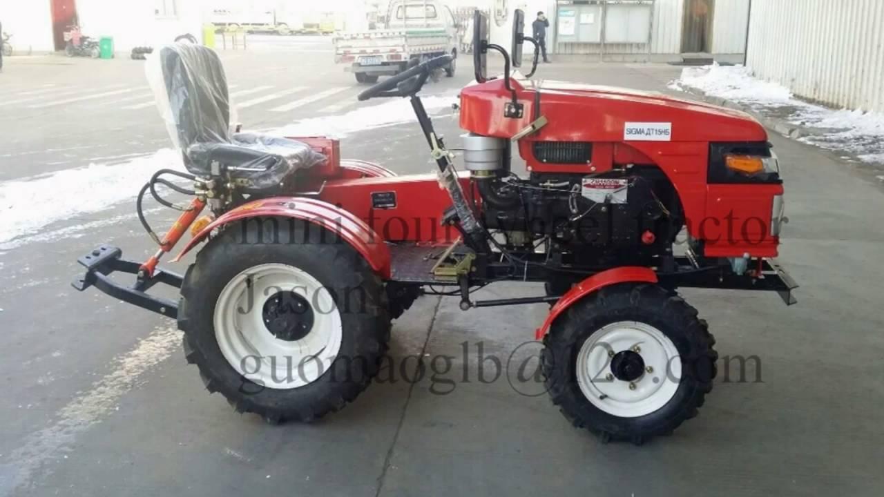 2011 John Deere 3520 4-WD Compact Tractor in HAILSHAM