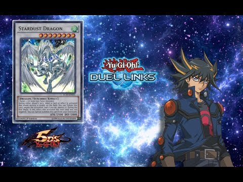 Yu-Gi-Oh! Duel Links Part 41 5D's World Stardust Acceleration 20