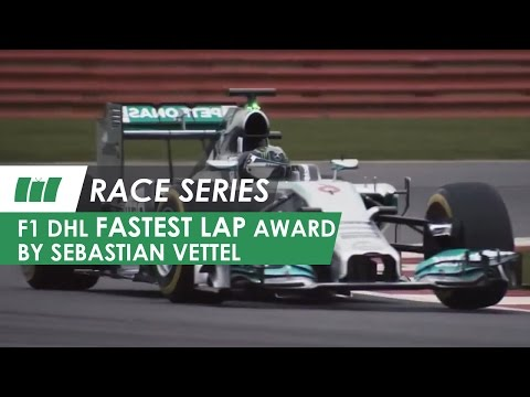F1 DHL Fastest Lap Award | Formula 1 | RACE SERIES
