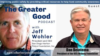 Daniel D. Beintema LIVE on The Greater Good with Jeff Wohler