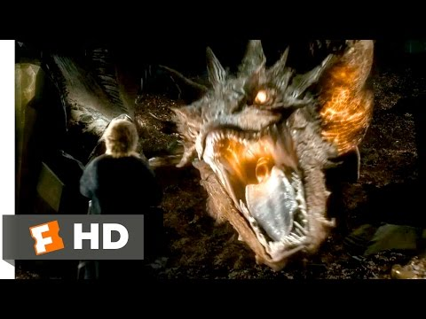 The Hobbit: The Desolation of Smaug - How Do You Choose to Die? Scene (6/10)   Movieclips