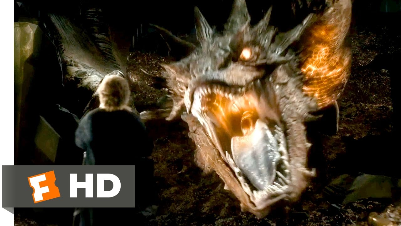 The Hobbit: The Desolation of Smaug - How Do You Choose to