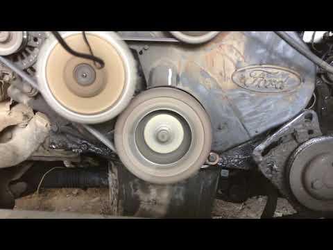 часть 14 Форд Транзит 2.5 дизель  запуск мотора из Зимовников