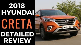 New 2018 Hyundai Creta Detailed Review : 1.6 Petrol Manual
