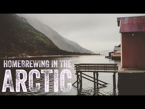 Homebrewing in the Arctic Circle   The Craft Beer Channel