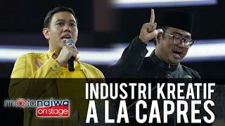 Video Mata Najwa - Anak Muda Pilih Siapa: Industri Kreatif ala Capres  (Part 5) download MP3, 3GP, MP4, WEBM, AVI, FLV November 2018