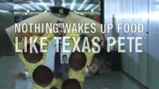 Texas Pete Hot Sauce Commercial - Asleep On The Job