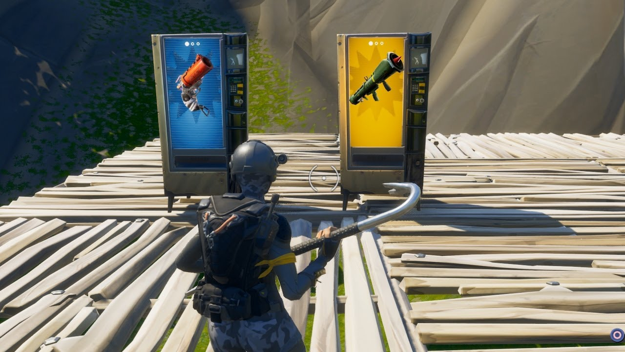 How to Get Unreleased Weapons in Fortnite Creative Chapter 2 Season 3