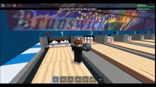 Close-Up Bowling on ROBLOX