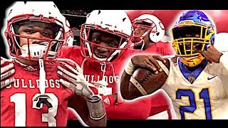 TEXAS High School Football 🔥 Carthage vs Waco La Vega | 4A D1 State Championship Game