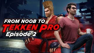 Can a Noob Fake It as a Tekken Pro? Episode 2: The Arcade Test
