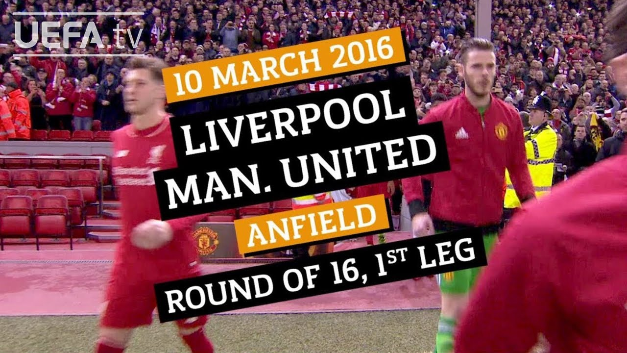 Download #UEL Fixture Flashback: Liverpool 3-1 Manchester United