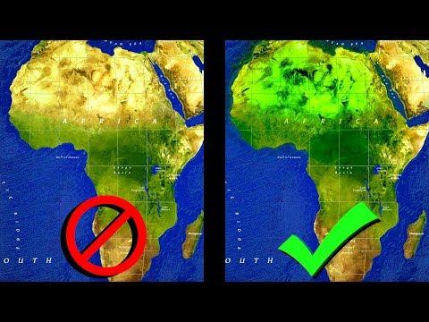 What if the Sahara Desert was Green? (EU4)