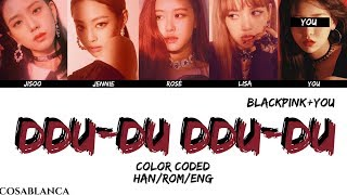 Download lagu BLACKPINK DDU DU DDU DU MP3
