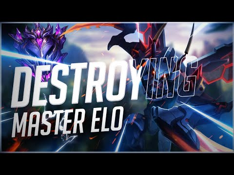 TF Blade | Destroying Masters Elo with random champions (TR region)