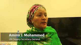 UN deputy chief leads visit to Nigeria