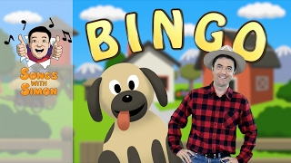 Bingo | Nursery Rhymes and Kids Songs by Songs with Simon