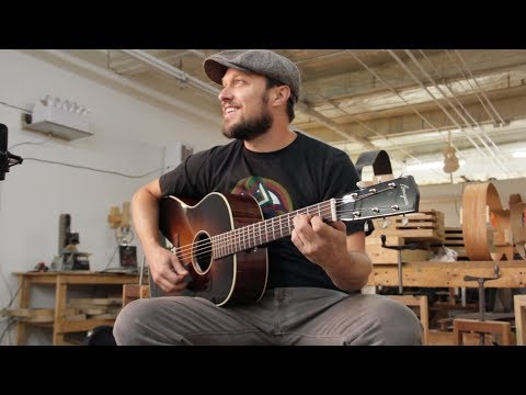 Ryan Montbleau - I Was Just Leaving - Bourgeois Guitars Slope D Standard