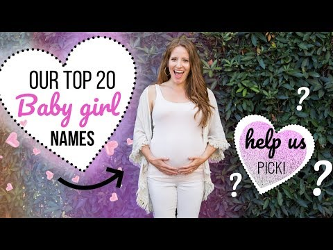 20 Baby Girl Names With Positive Meanings I Love!