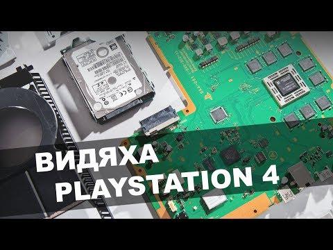 Видеокарта PlayStation 4