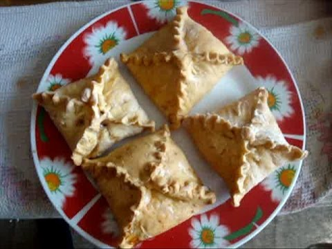 пирог Лакомка с яблоками, рецепт приготовления