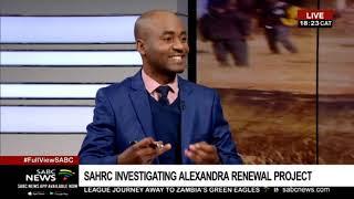 Lebogang Maile's testimony at Alexandra Inquiry: Analysis by Maageketla Mohlabe