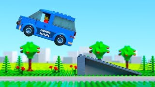 LEGO Driving School Fail
