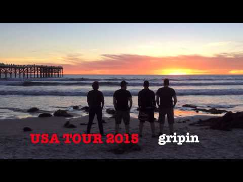 Gripin 2015 US TOUR Başlıyor!