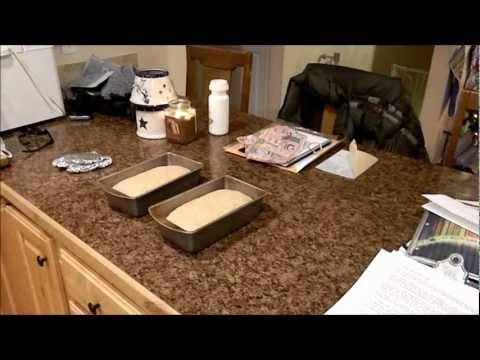 How To: Prepper Meal Bread ~ Whole Multi-grain Hearty Bread.