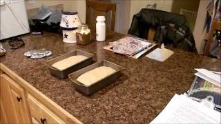 Prepper Meal Bread ~ Whole Multi-grain Hearty Bread.