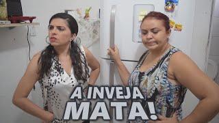A COMUNIDADE - A INVEJA MATA!
