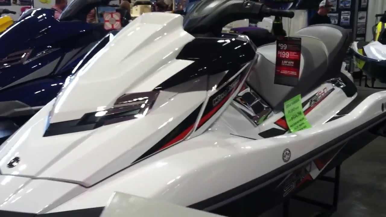Yamaha Fx Cruiser Sho