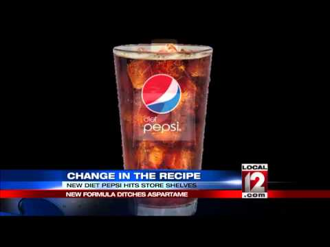 Diet Pepsi gets rid of Aspartame, but will customers return