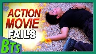 Action Movie Fails! (BTS)
