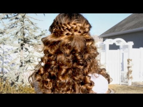 sock curls no heat hair curling cutegirlshairstyles