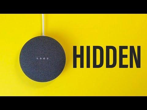 7 Google Nest Mini HIDDEN Tricks - 2020 Update !