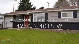 4970 S. 4015 W. - Taylorsville Home For Sale