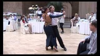 Свадебный танец. Виталина Леонид. Танго